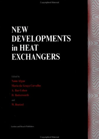 New Developments in Heat Exchangers