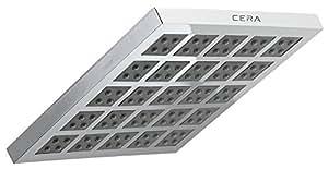 """Cera F7010502 Square Over Head Rain Shower square 200x200 mm (8""""x8"""")"""