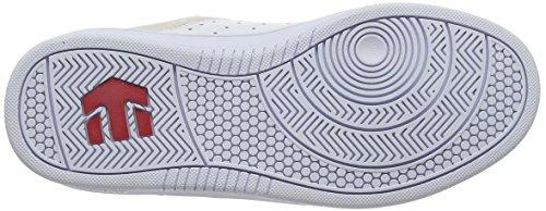 Etnies Damen The Scam W's Sneaker Weiß (White)