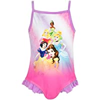 Disney Princess Girls Swimsuit Ages 18 Months to 7 Years