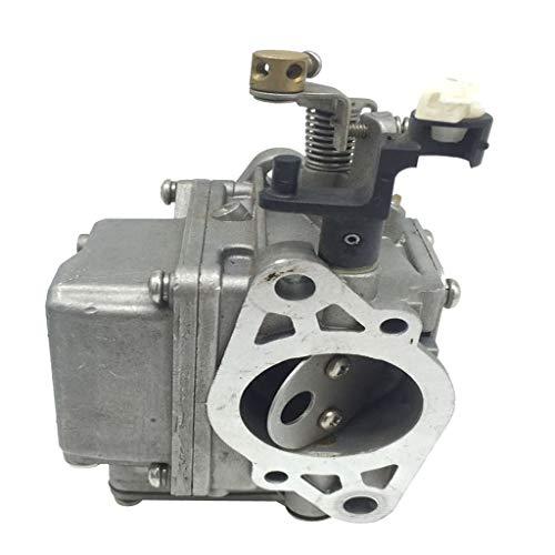 Homyl Vergaser Außenbordmotor-Vergaser Für Yamaha Marine 2-Takt, 9,9 PS, 15 PS, Außenborder -