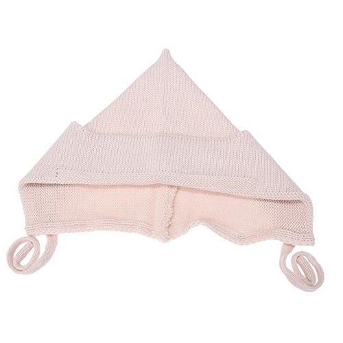 Domybest Cappello da Elfo per Bambini Cappello Carino di Lana Costumi Fotografici per Neonati