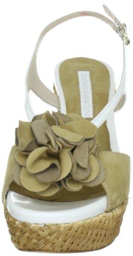 Barachini 1725az-G59, Sandales femme beige (naturel)