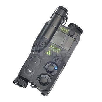 Tactical Airsoft un PEQ16...