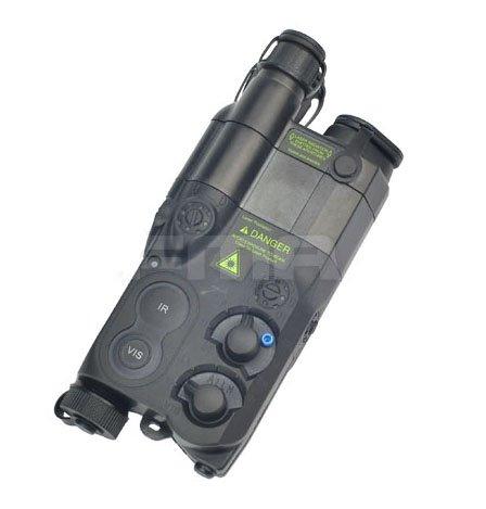 Taktisch Airsoft AN / PEQ-16 Batterie Fall Schwarz Dummy AEG mit RIS Reittier