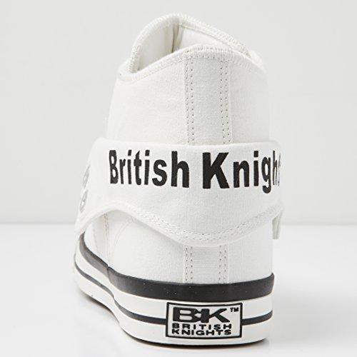 British Knights - Roco, Scarpe da ginnastica Donna Ecru