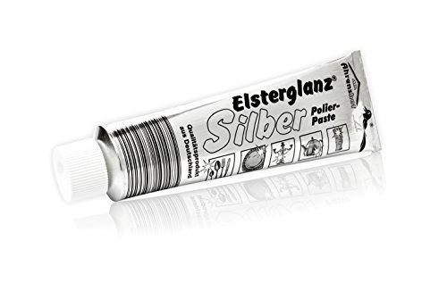 Elsterglanz Silber Polierpaste 150 ml Politur Riesentube