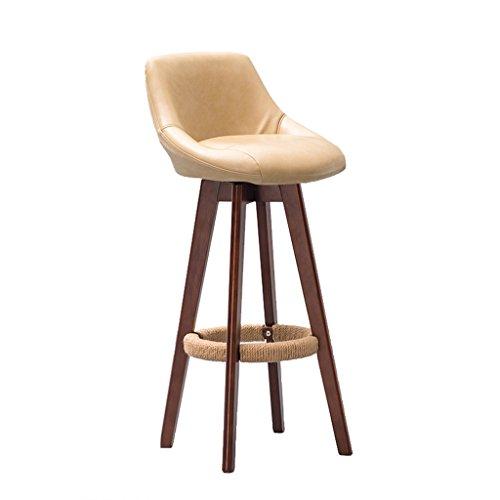 7d9c083131dda Chaise haute de tabourets Retro Bar Chair Bar Stool Fauteuil à corde à  chanvre
