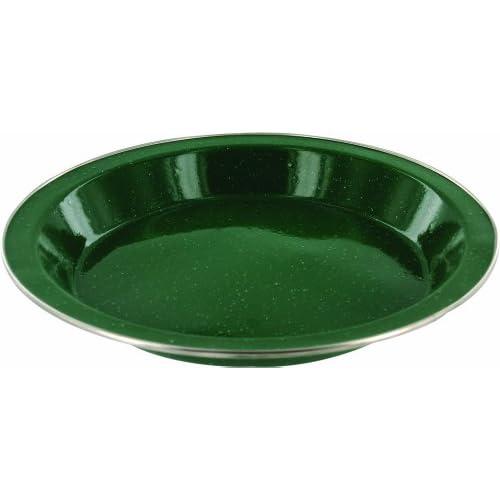 Highlander Deluxe Enamel Soup Durable Plate Mens
