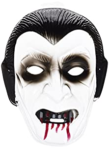 Rubies- Mascara vampiro trans, Talla única (Rubie