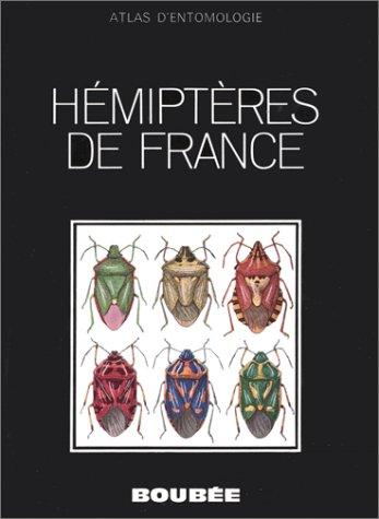 Hémiptères de France : Atlas des hémiptères
