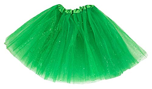 Das Kostümland Glitzer Petticoat 40 cm - ()