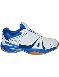 Aryans unisex super duper badminton shoes