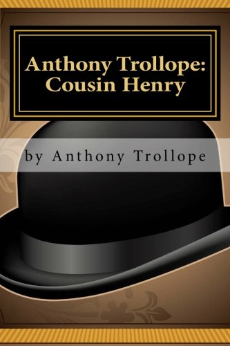 Book cover for Cousin Henry