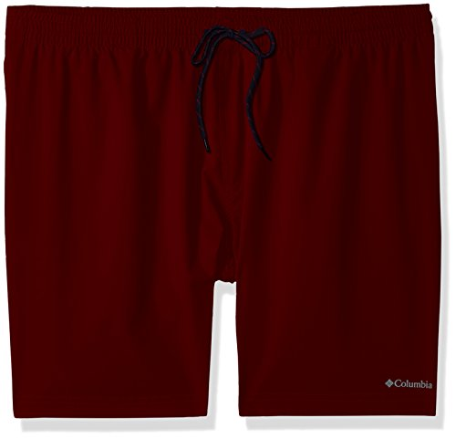 Columbia Stretch Shorts (Columbia Herren Summertide Stretch Short Badehose, Rot (Red Element), Sx8 US)