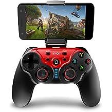 SAMEO IPEGA Future Warrior Wireless Gaming Bluetooth Controller For Android/iOS//Win 7/8/10 Smartphone/PC/TV Box Joystick