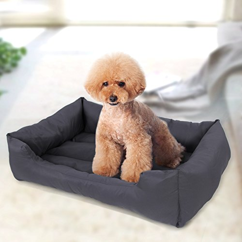 Songmics cuccia per cani di piccola e media taglia da for Marsupio per cani di piccola taglia