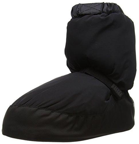 Bloch warm up bootie ballerine unisex - adulto, nero (black), 38-39.5 eu (m)