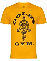 Golds Gym Herren T-Shirt Trainingsshirt Muscle Joe