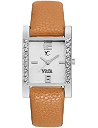 Youth Club New Ultimate Girls And Kids Collection White Dial Analog Watch For Women-SQDM-TAN