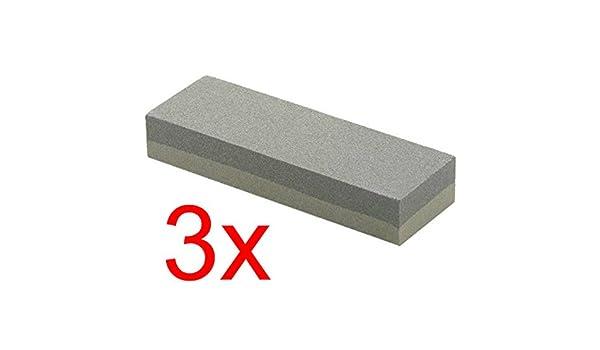 """8/"""" Oilstone Combination Sharpening Oil Stone Coarse /& Fine Blade Sharpener"""