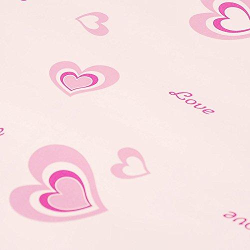 Zhzhco Verdickung Pvc Selbstklebend Papier Für Wandplakate Einfügen Geprägte Tapeten Der Pastoralen Kinderzimmer Wohnzimmer Hintergrundbild