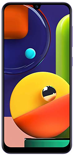 Samsung Galaxy A50s (Prism Crush Violet, 6GB RAM, 128GB Storage) with No Cost EMI/Additional Exchange Offers