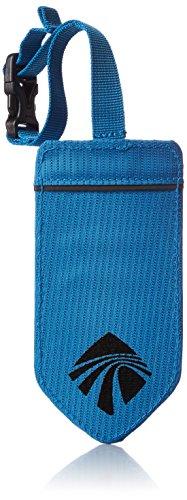 Eagle Creek Luggage Tag EC0A34OW153 Reflektierende, 14 cm, Blau Brilliante (Tag Eagle Luggage Creek)