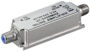 Wentronic SAT-Antennenverstärker 47-2400MHz/20dB