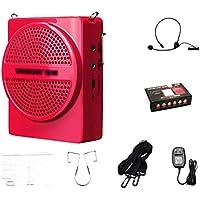 Loudspeakertu Altavoz Altavoz Little Bee Altavoz portátil Bluetooth de Alta Potencia dedicado megáfono inalámbrico (Color : B)