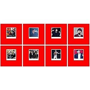 BTS Foto Polaroid Retro 2