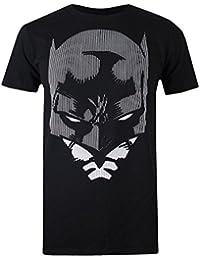 DC Comics Herren T-Shirt Batman Lines