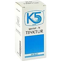 K 5 Spezial N Tinktur 250 ml preisvergleich bei billige-tabletten.eu
