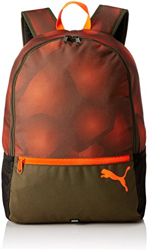 Puma Alpha Backpack Mochila, unisex, PUMA Alpha Backpack, noche de oliva, OSFA