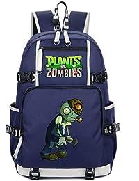 Zombies Juego Mochila Escolar Estudiante Bolso de Escuela Backpack Mochila para Portátil
