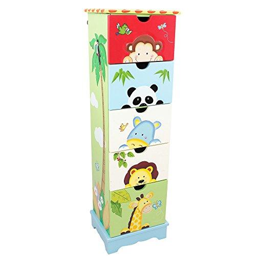 Fantasy Fields ChildrenSchubladenschrank aus Holz SchlafzimmerTD-0031A