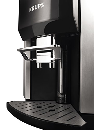 Krups EA 9010 Coffee Maker, 1450 W, Mero/Bianco
