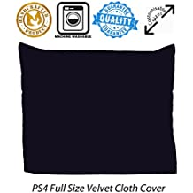 Velvet Dust cover for PS4 - Full size cover (Black)