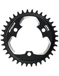 FSA 380-0063017050 - Plato para bicicleta (Comet XX1,86 BCD V15, 86x 38T), colornegro