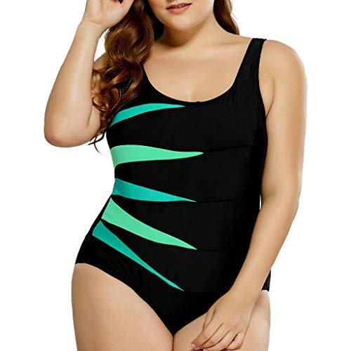 COZOCO Heisser UnterwäSche Frauen Leopard Beachwear Verband Badeanzug Einteilige Bikini Push-Up Pad Badebekleidung (Obst-unterwäsche-frauen Bikini)