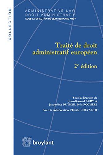 Trait de droit administratif europen