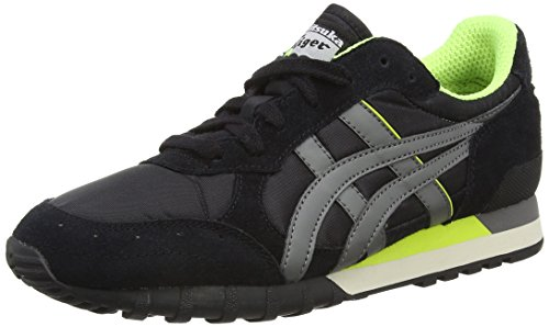 ASICS Colorado Eighty-Five, Baskets Basses Adulte Mixte Noir (black 9016)