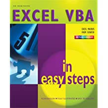 Learn To Program In Excel Vba In Easy Steps, Colour (In Easy Steps Series)