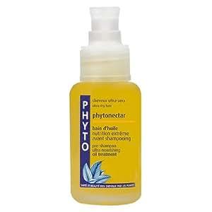 PHYTO Phytonectar Ultra Nourishing Oil Treatment (Ultra-Dry Hair) - 50ml/1.7oz, Pre-Shampoo haircare