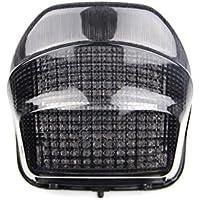 Luces de freno LED con intermitentes integrados para Honda CBR 1100 XX 1999 / 2006 (Tintado)