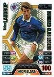Match Attax Scottish Premier League SPL 13/14 Brian Laudrup 2013/2014 Hundred 100 Club Legend
