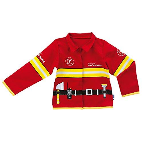 Imagen de imaginarium  disfraz de bombero para niños, fireman suit 84343  alternativa