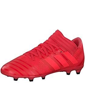 Adidas Nemeziz 17.3 FG J, Botas de fútbol Unisex niños