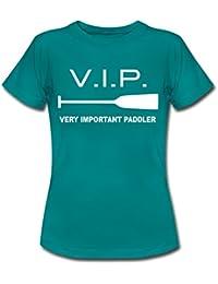 VIP - Very Important Paddler Frauen T-Shirt von Spreadshirt®