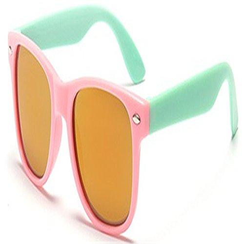 O-C Damen Sonnenbrille, Rosa